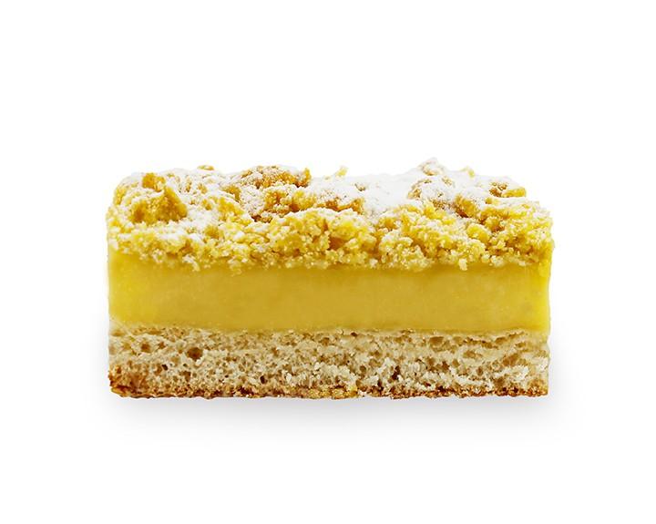 Butterstreuselkuchen gefüllt