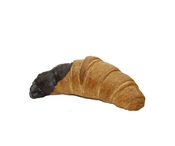 Croissant Schokofüll. gebacken