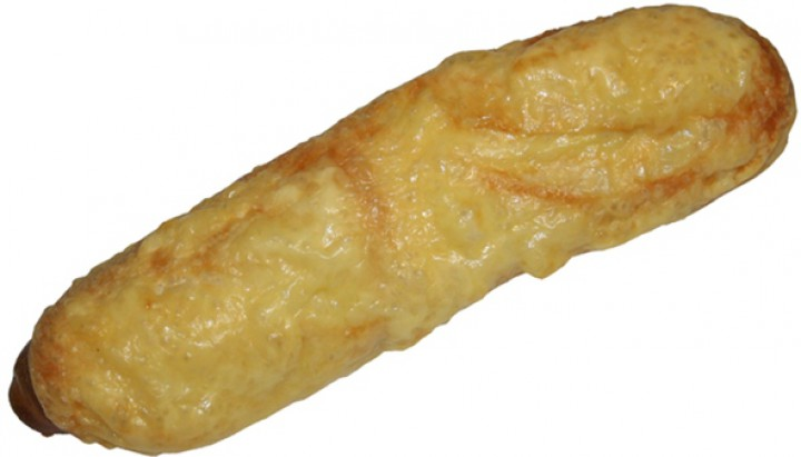 Laugenstange mit Käse
