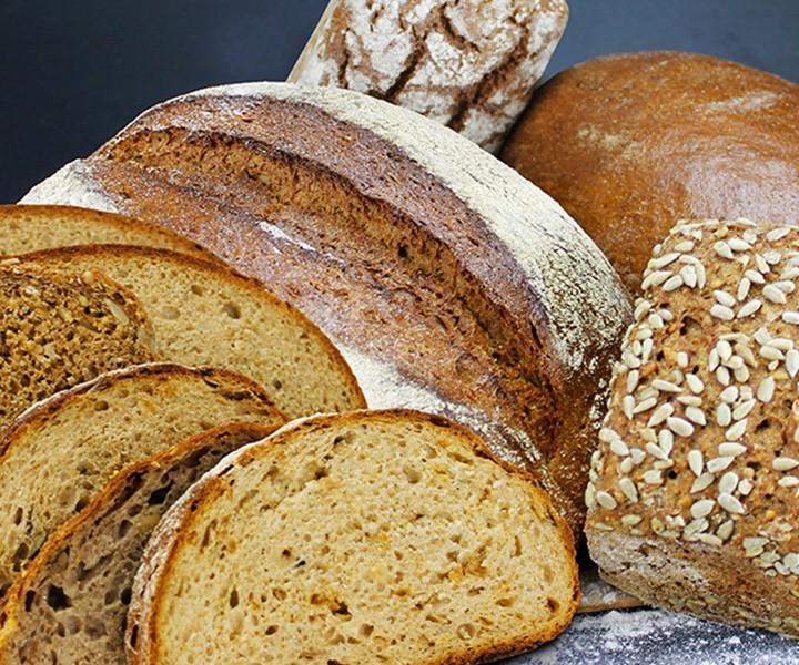 Ein Scheib'chen Brot geht immer!