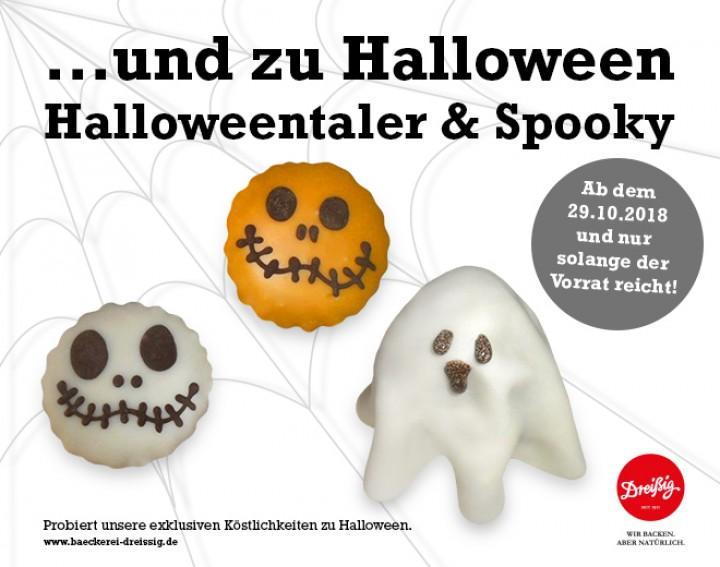Unsere exklusiven Halloween-Köstlichkeiten