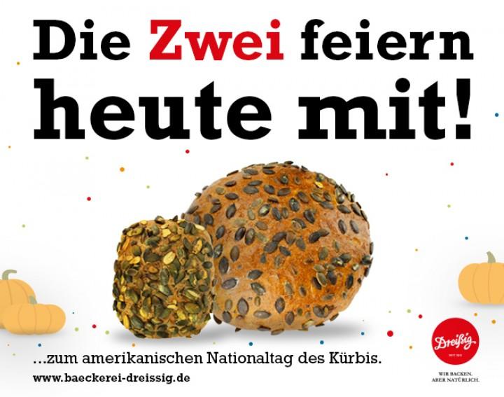 Nationaltag des Kürbis