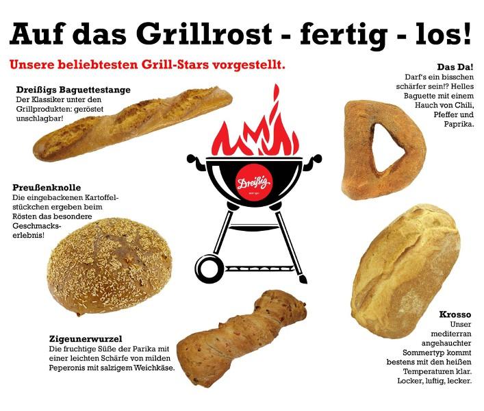 Unsere Grill-Stars