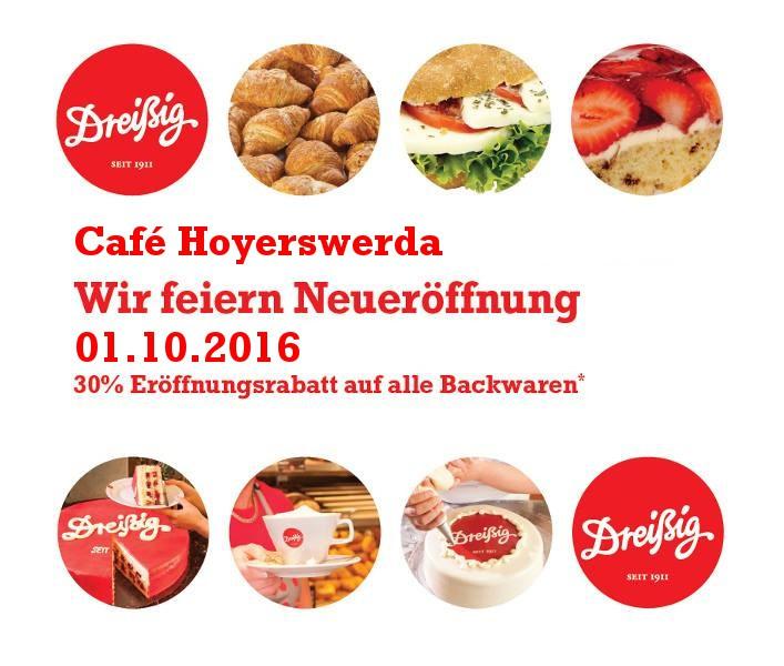 Wiedereröffnung Café Hoyerswerda