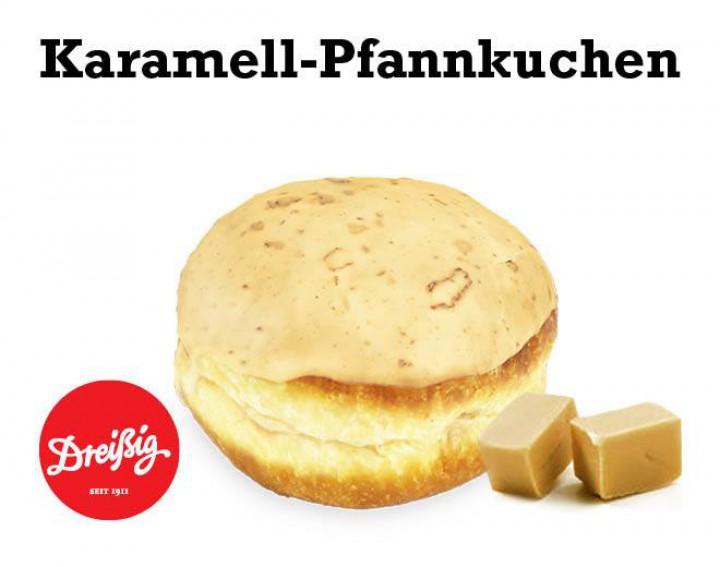 Karamell Pfannkuchen