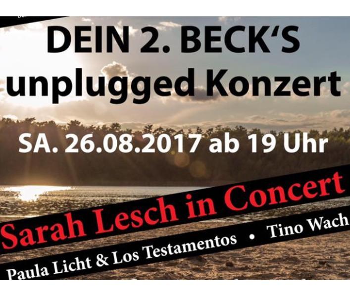 Konzert am Deulowitzer See