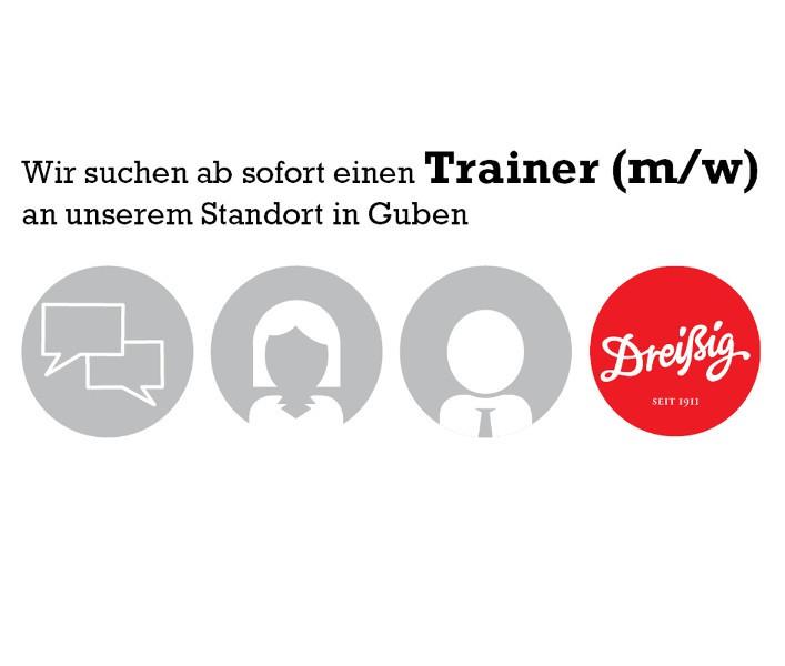 Trainer (m/w) gesucht